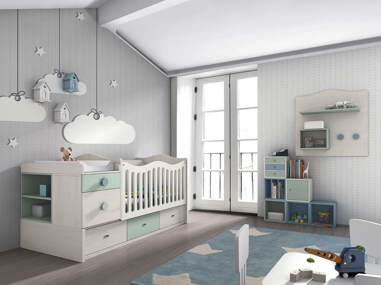 De bebé – Muebles JP